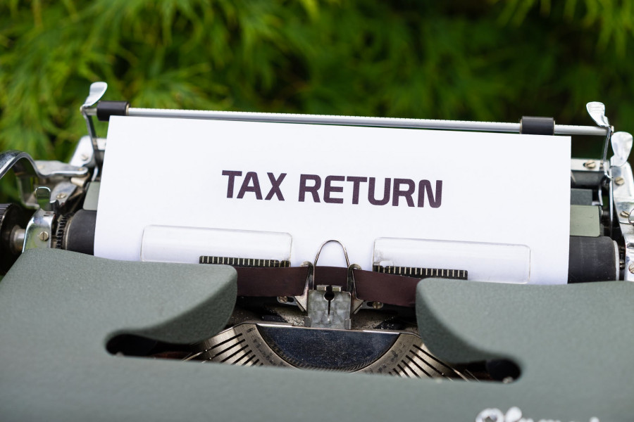 File your Tax Return Today!